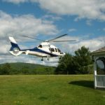 Land your private or chartered helicopter