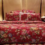 Elegant king size bed
