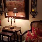 Fine artwork and furnishings