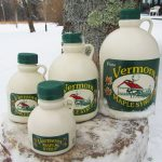 We make & serve our own maple syrup