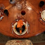Dining Room Autumn Table